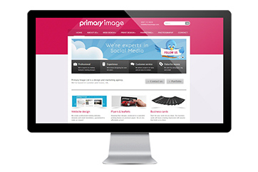 Website by Primary Image