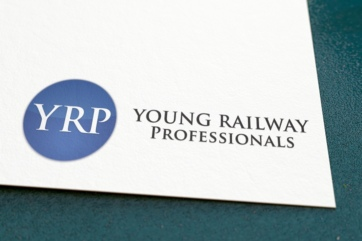 Rebranding for the Young Rail Professionals