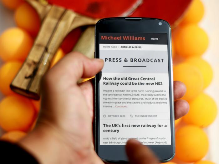Michael Williams - responsive