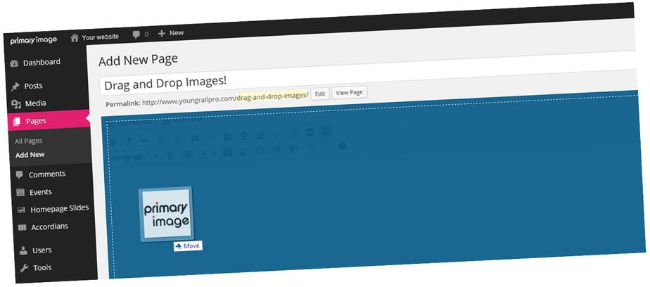 wordpress-drag-and-drop