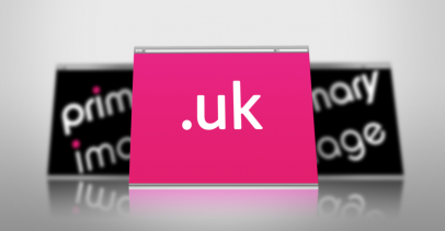 Dot UK domain name