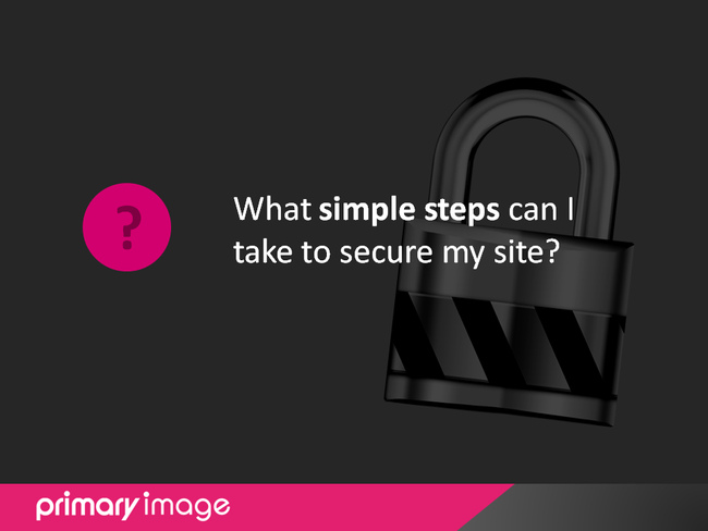 WordPress Security Slide25
