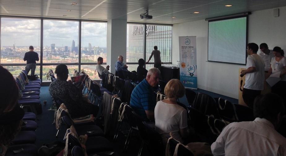 Social Media Tips conference - London