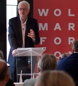 Wolmar-For-London-talk