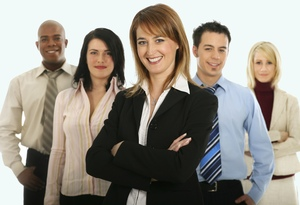 Business People - stock photo