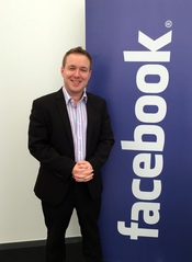 Mike Pead with Facebook