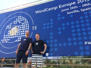 WordCamp Europe Seville 2015