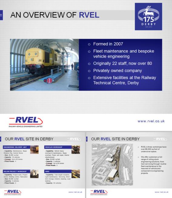 PowerPoint Design RVEL
