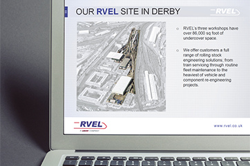 PowerPoint template for RVEL
