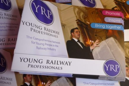 A5 brochure design for the YRP