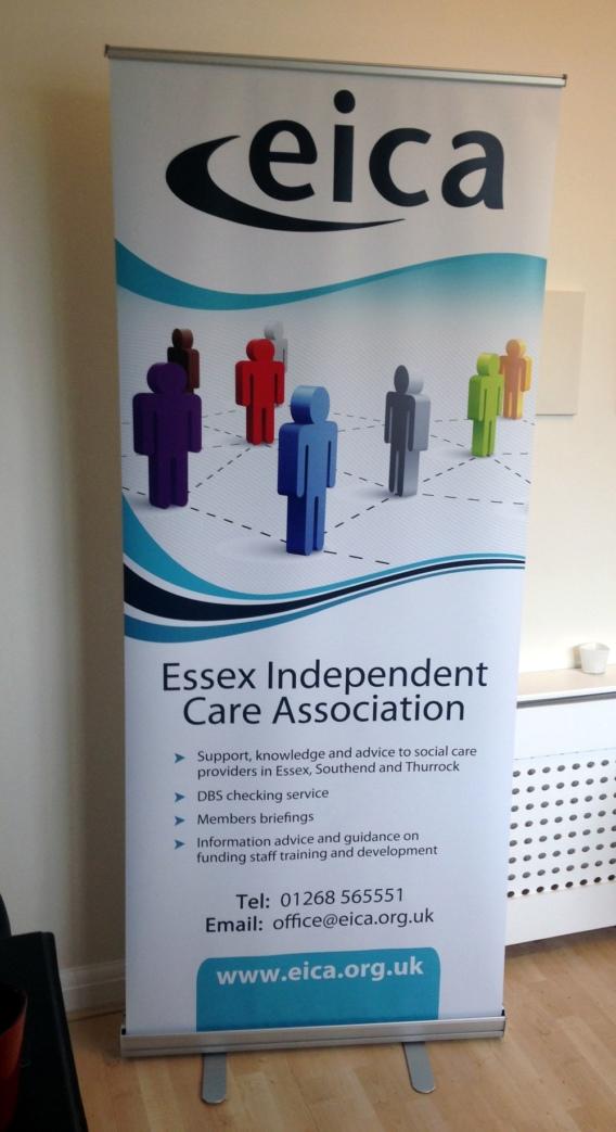 Essex Banner Stand