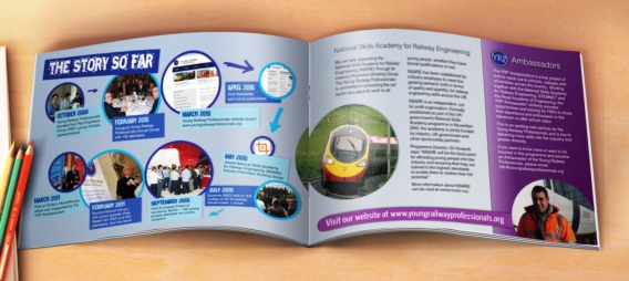 Inside brochure design