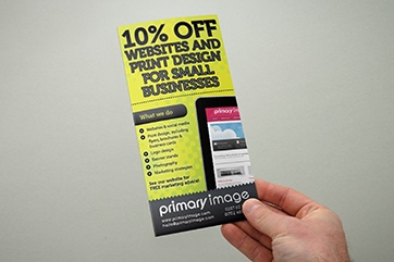 DL-size flyers by Primary Image