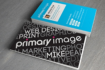 Business cards by Primary Image