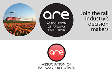 Logo design for Association of Railway Executives