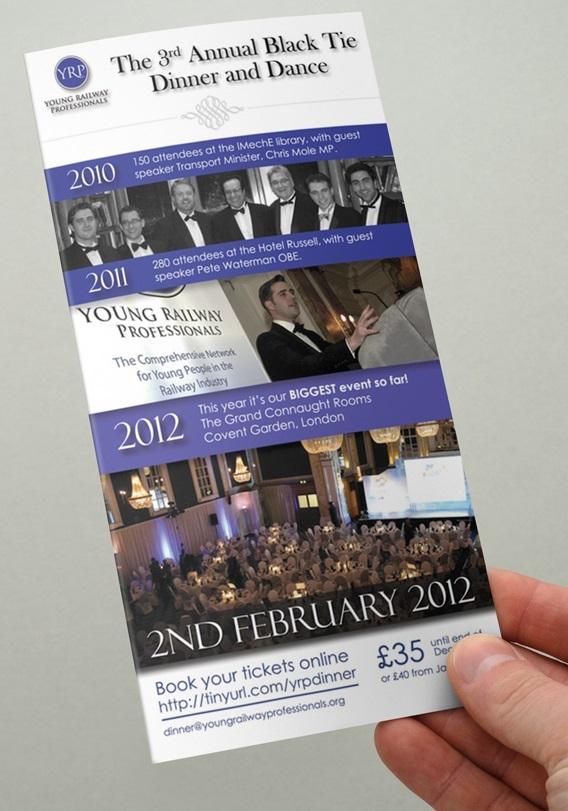 YRP DL-size leaflet design