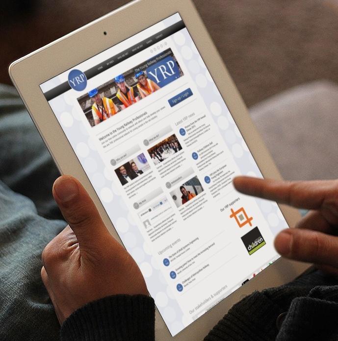 YRP iPad