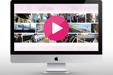 Corporate video for train operator c2c