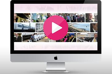 Corporate video for train operator c2c