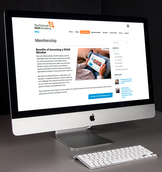 NSAR membership page