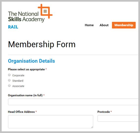 NSAR online membership form