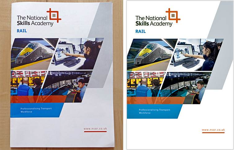 NSAR brochure cover page