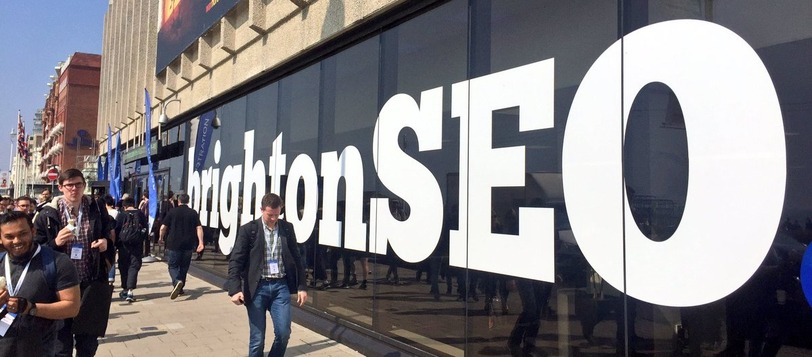 BrightonSEO conference