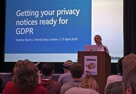 GDPR-WordCamp-London